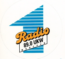 Radio 1 MÜnchen 1984