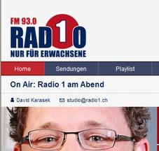 Radio 1 Roger Schawinski