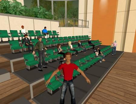 Reuters Auditorium 001
