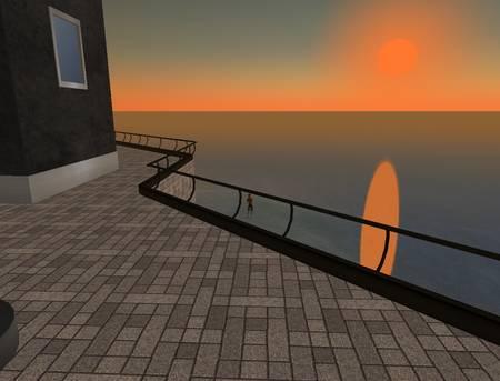 Reuters Island Sunset 001