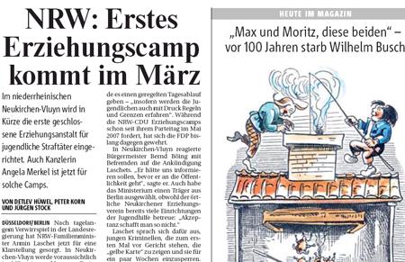 Rheinische Post 5. Januar