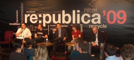 Politik 2.0: Natürlich auch ein Thema auf der Netzkonferenz.