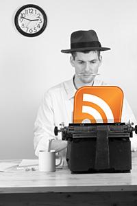 Futter für den RSS-Reader (M, iStockphoto)