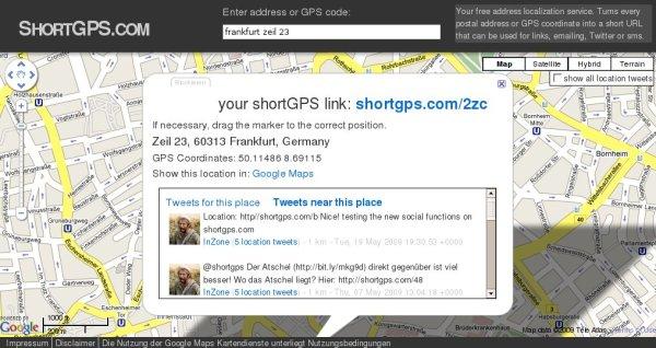 shortgps