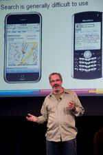 Googles Scott Huffman