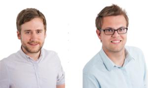 Christoph Lange und Steffen Wicker (Foto: simfy)