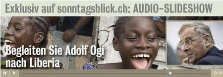 Sonntagsblick Adolf Ogi