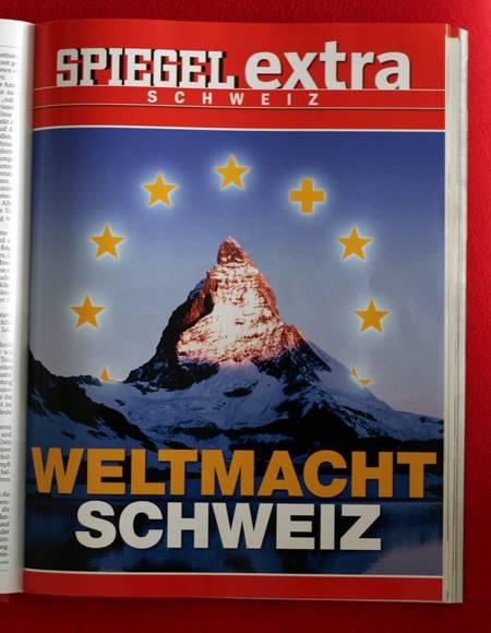 Spiegel Extra Weltmacht Schweiz