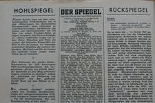 Spiegel Hohlspiegel Rückspiegel 69
