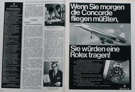 Spiegel Rolex