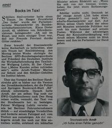 Spiegel Taxigeschichte