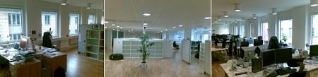 Spotify Büro