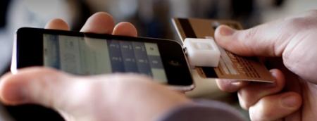 Square im Einsatz mit dem iPhone