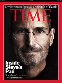Time: iPad-Ausgabe zum iPad