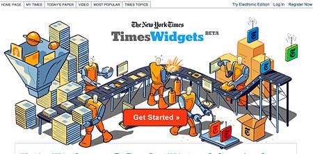 Maßgeschneidertes Nachrichtenpaket für die eigene Website (Screenshot)
