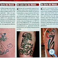 Tätowier-Magazin