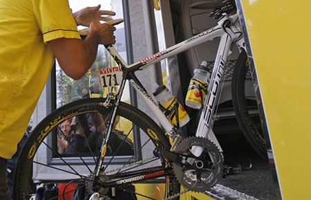 Tour de France (Bild Keystone)