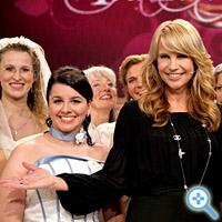 Linda de Mol: Traumhochzeit im ZDF (Bild Keystone)