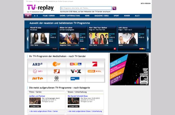 TV-replay