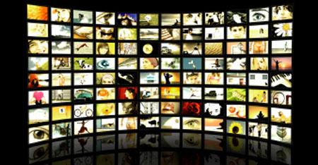 Die neue Vielfalt: Mit dem neuen Standard passen sieben Sender auf eine Frequenz – bei DVB-T sind es vier, bei analogem Fernsehen einer. (Bild iStockphoto)
