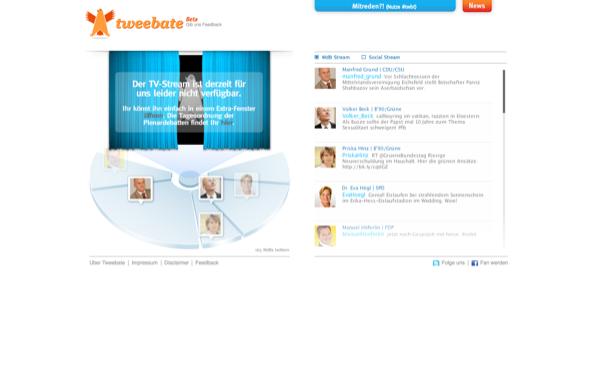 Tweebate