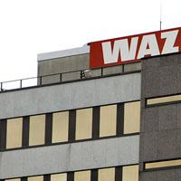 WAZ-Zentrale in Essen (Keystone)