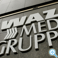 WAZ-Gruppe (Bild Keystone)