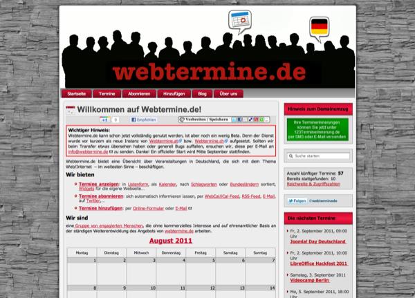 Webtermine.de