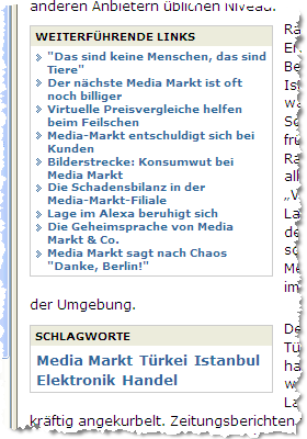 Welt Media Markt