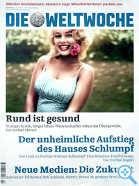 Weltwoche-Cover
