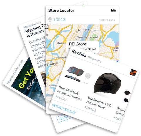 WildCard-Browser: Inhalte als interaktive Karten