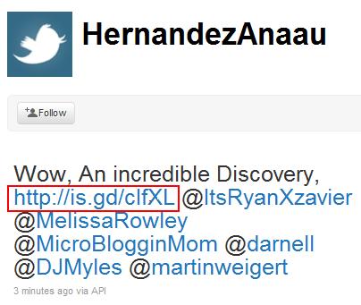 Wohin führt wohl diese Kurz-URL?