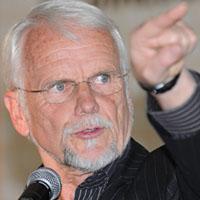 Stark für Holzhausen: MdB Wolfgang Börnsen, CDU (Robert Schlesinger/CDUCSU)