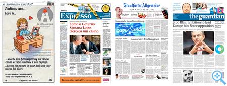 World?s Best Designed Newspapers