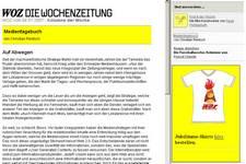 woz Christian Rentsch Medientagebuch