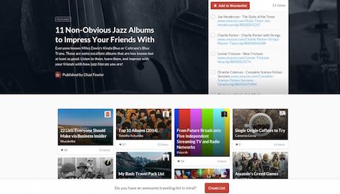 Wunderlist Discover: Listen selber erstellen, teilen und abonnieren