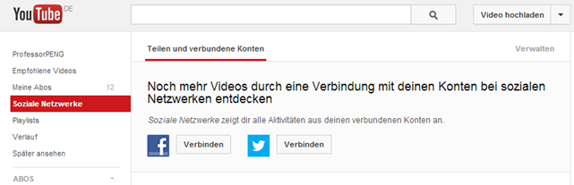 Youtube-Connect