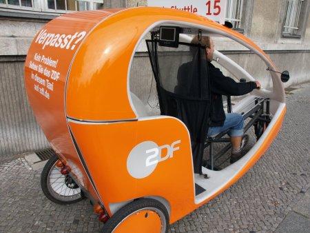 ZDF Mediathek Taxi wdroth