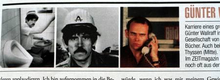 Zeit Magazin Leben Günter Wallraff