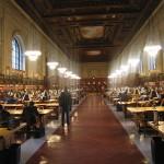 Lesesaal der New York Public Library (Bild: victoriapeckham bei flickr.com)