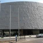 Außenansicht der Bibliothek von Alexandria (Bild: bastique bei flickr.com)