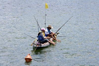 Angler. Bildquelle: Pixelio.de/Ulla Trampert