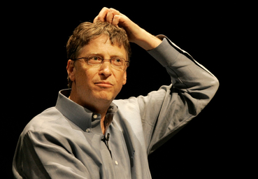 Bill Gates (Bild: Keystone/AP/Jeff Chiu)