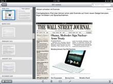 Evernote auf dem iPad