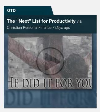 Ein Trap zum Thema GTD
