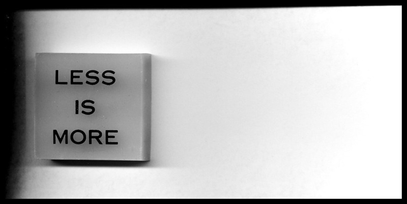 Begehre weniger (Foto: hooverine bei flickr.com)