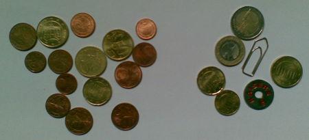 Kleingeld fürs Sparschwein