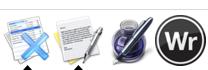 Vier Möglichkeiten für Notizen zwischendurch - in diesem Fall auf dem Mac