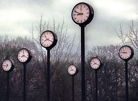 Die sieben Gebote des Zeitmanagements