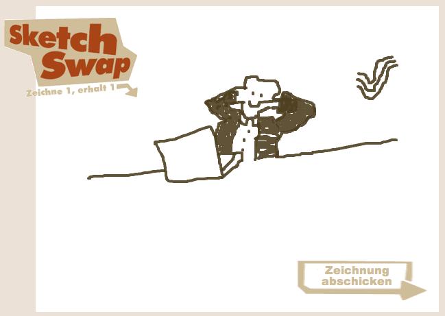 Screenshot Sketchswap.com